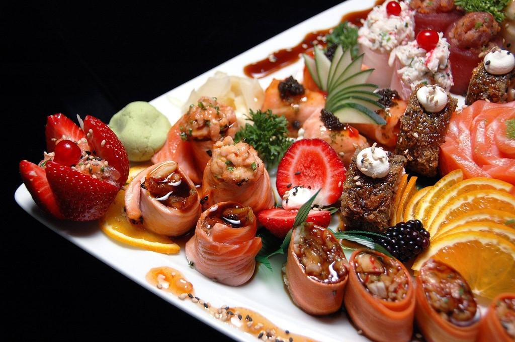 Combinado de sushi 5