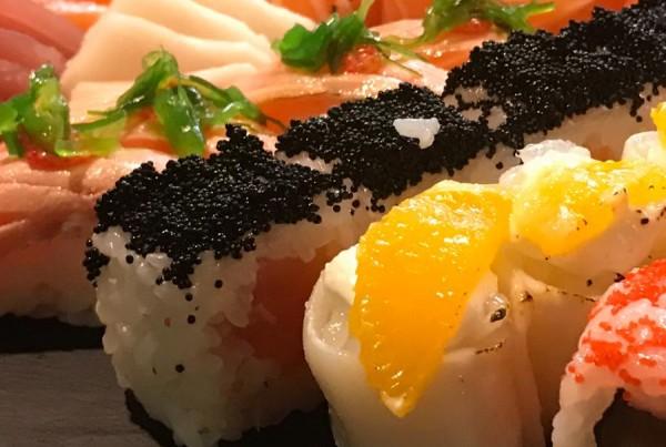 Combinado de Sushi 6