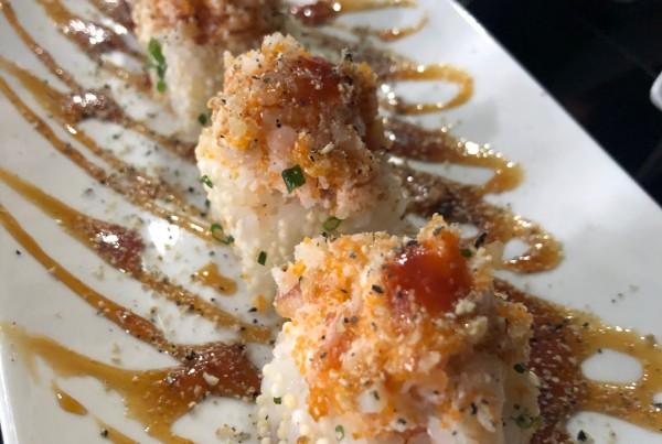 Peças de sushi 7