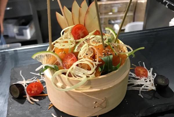Combinado de sushi 4